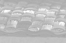 78デシテックスの糸を使った一般的なナイロンのラミネーション織物